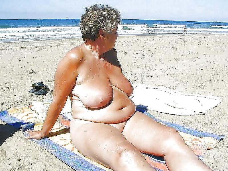 Frauen fkk ältere Alte geile