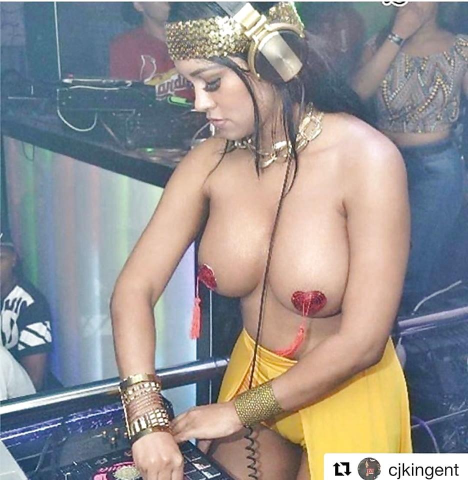 Jamaican woman naked