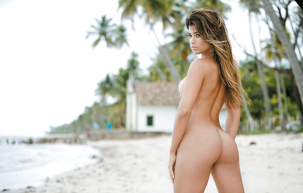 Famous women from brazil naked — pic 13