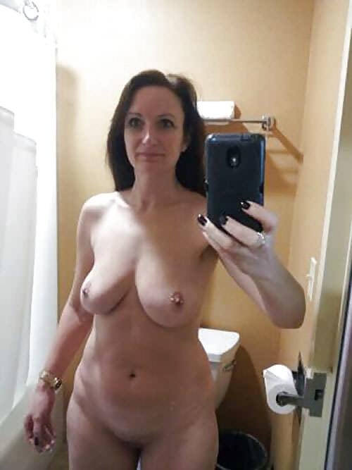 Mature milf selfies