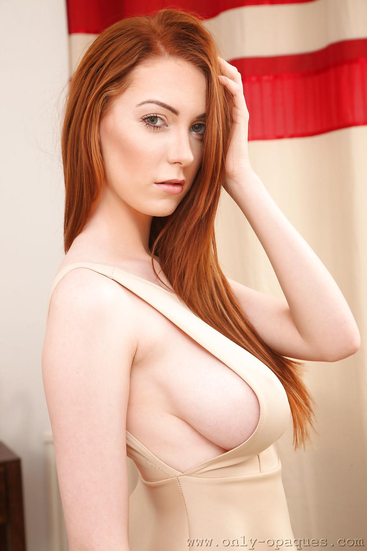 Big tit redhead screwed