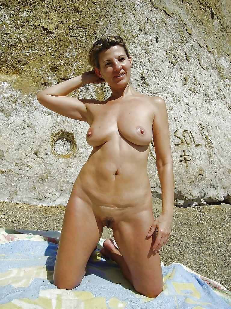 Spanish Mature Nude