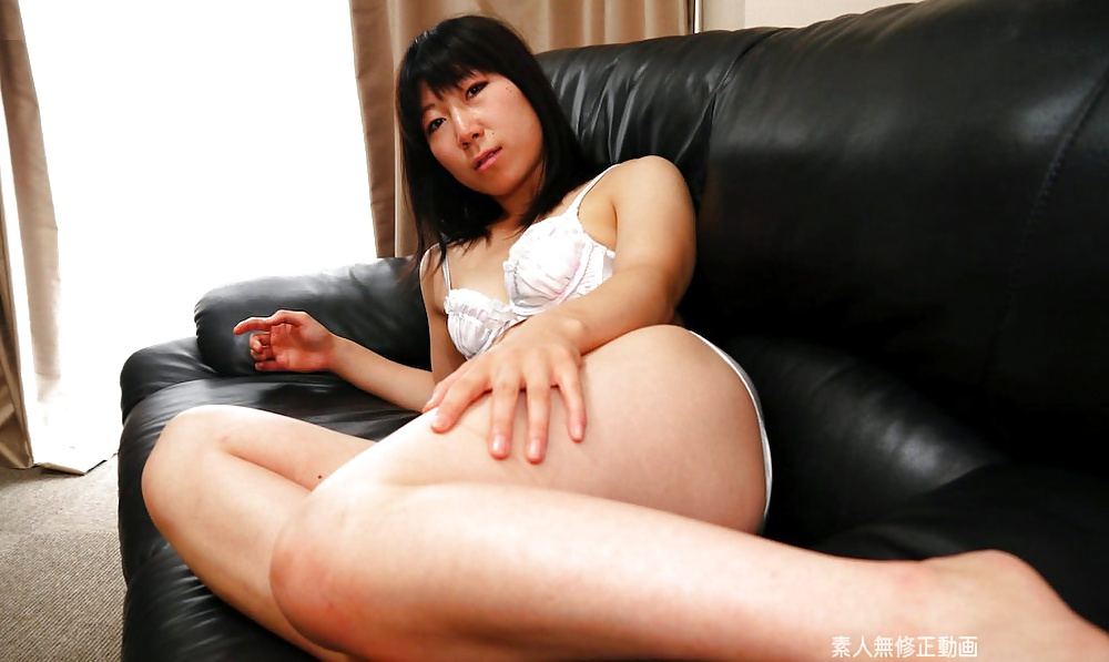 Luscious japanese amateur aiko hirose gets her pussy finger fucked