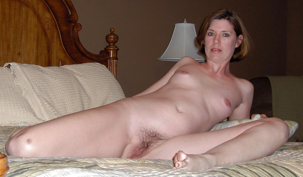 Black small tits shaved pussy