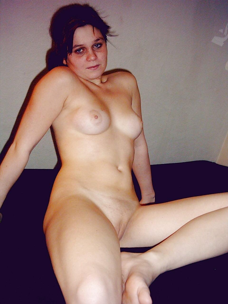 Teen nude amateur german Saleswoman is