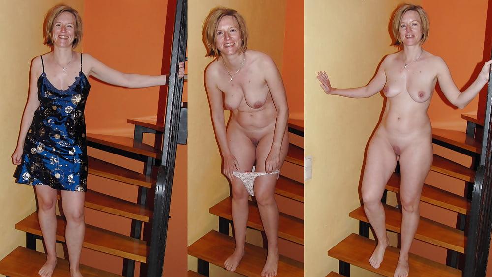 Tumblr nude dressed undressed
