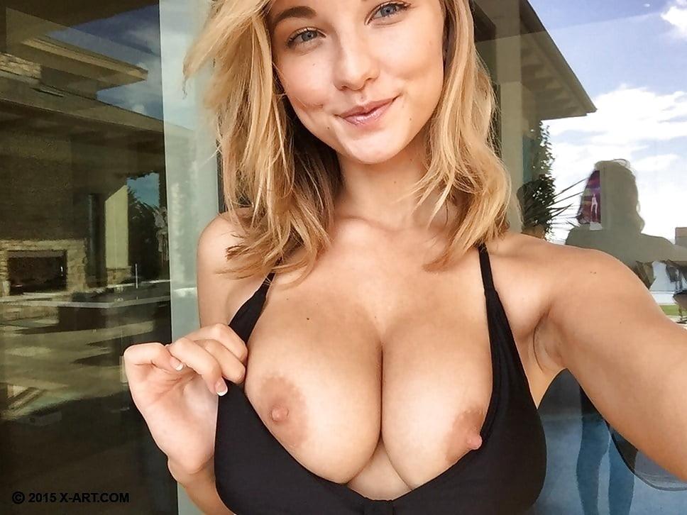 Petite Teen Pierced Nipples