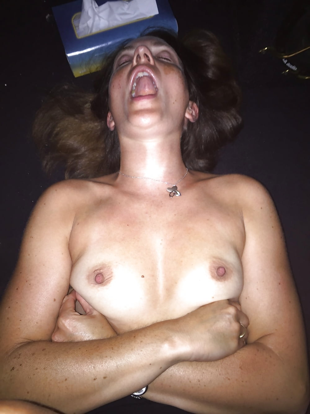 Wife flashing Exhibitionist Review