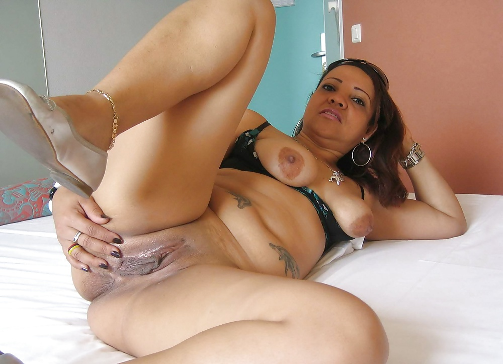 Cheating Mature Mexican Anal Wife