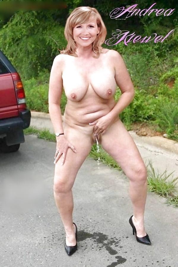 Andrea kiewel nackt