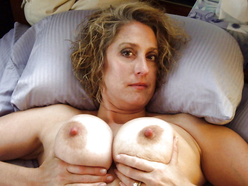 Old Lady Have Big Boobs