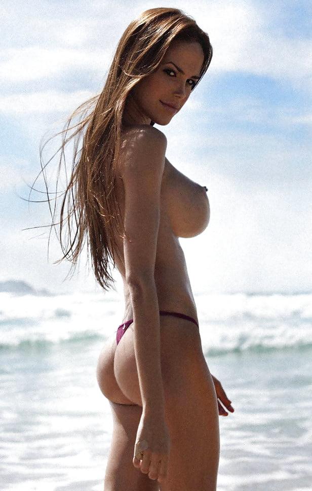 Boobs with big skinny girls Skinny model,