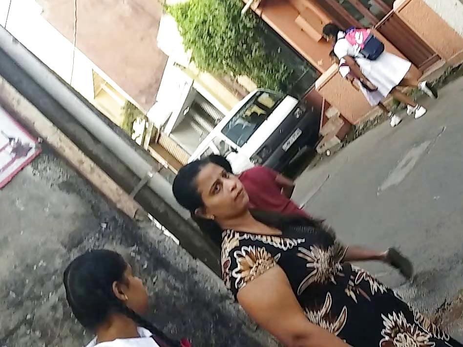 Sri lankan milf