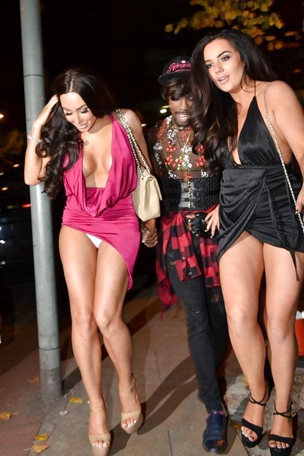 Nightclub Upskirt Pics