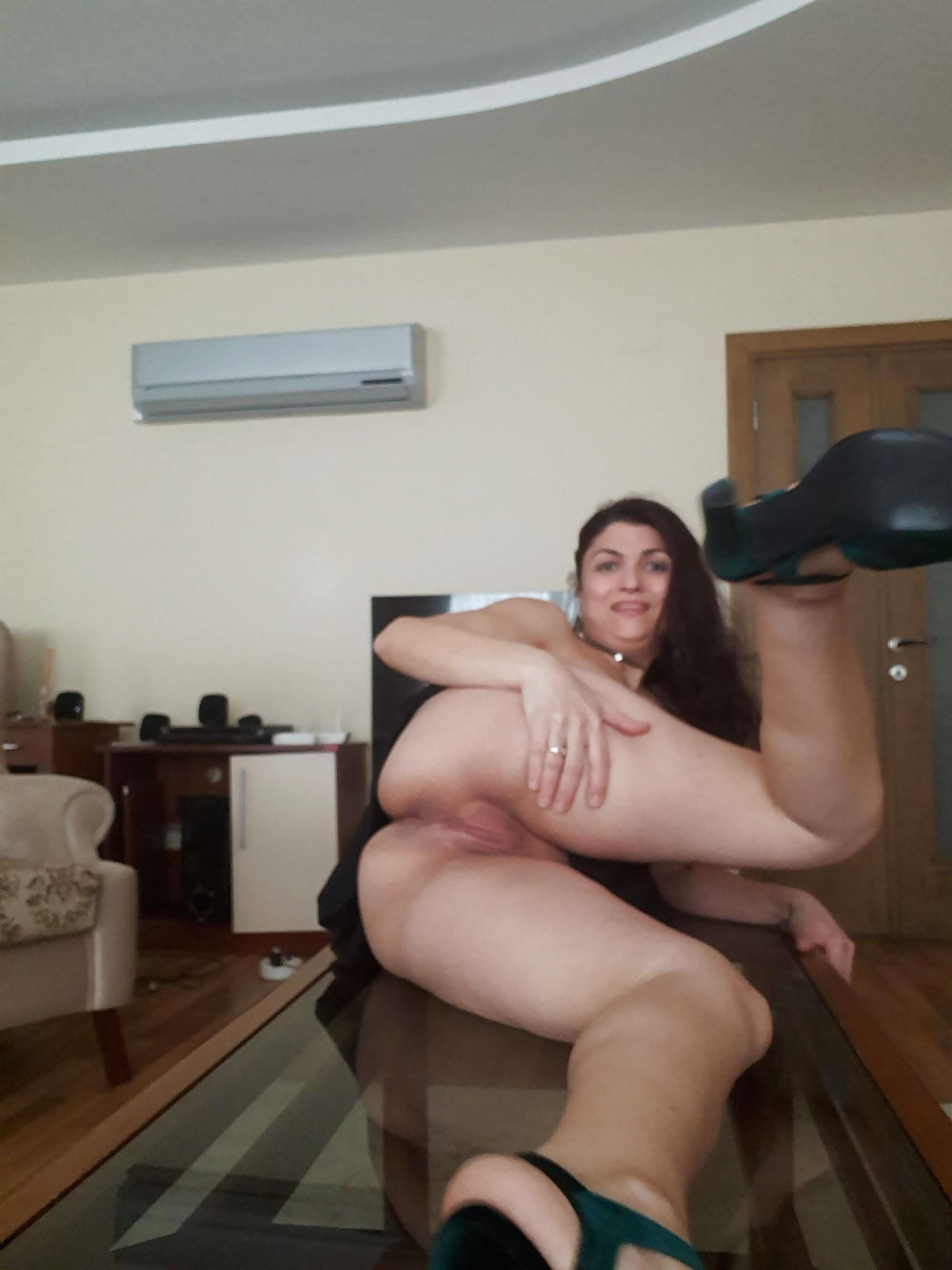 Hardcore Sex For A Sexy Turkish Milf