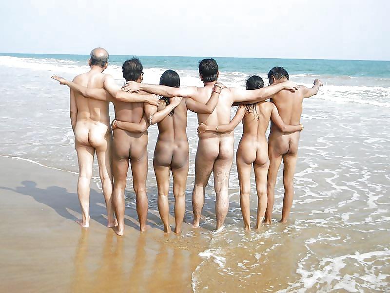 Indian girl nudist family #2
