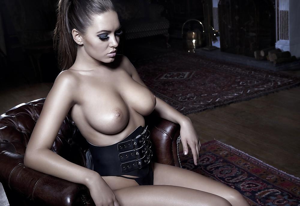 Sabine Jemeljanova Latex Modeling For House Of Harlot I Know That Girl 1
