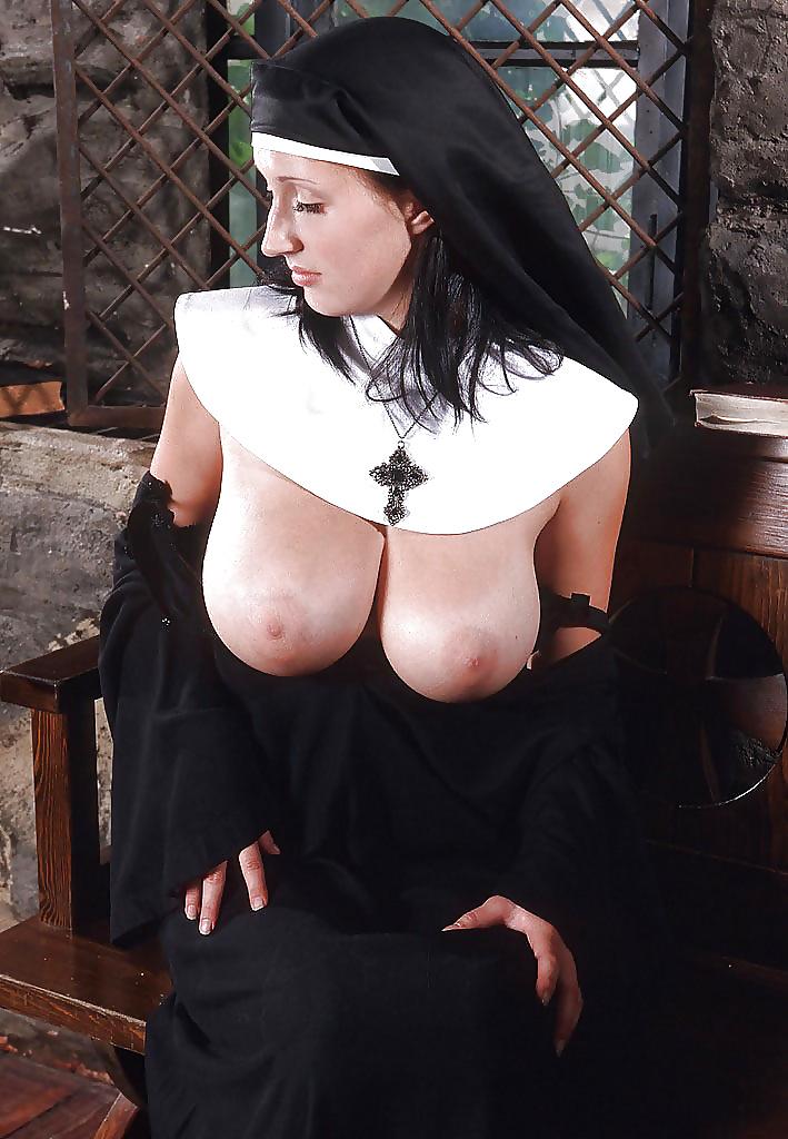Free nude nun woman pic — img 14
