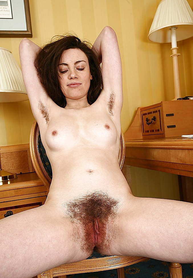 Uk naked women hairy vagina
