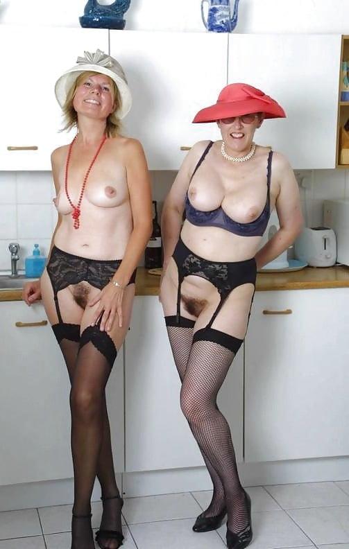 Villageladies XXX Granny