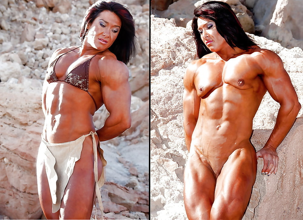 Anne Luise Freitas Brazilian Bodybuilder