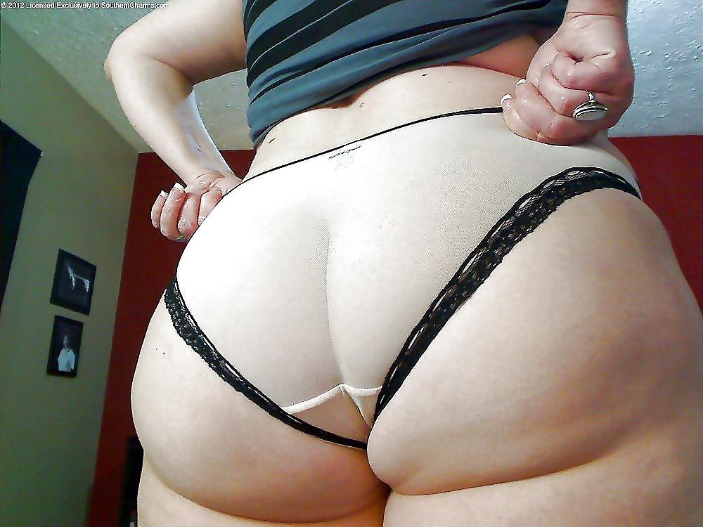 Fat Mature Chubby Wife Panties