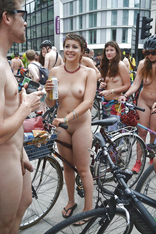 World naked bike ride gallery