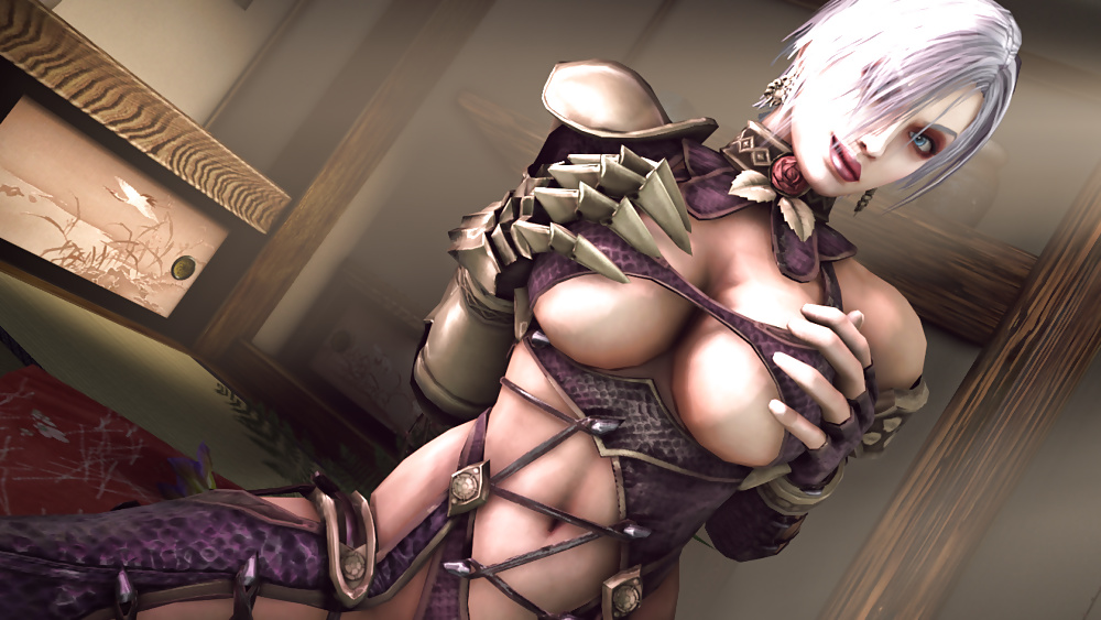 Soulcalibur porn pics