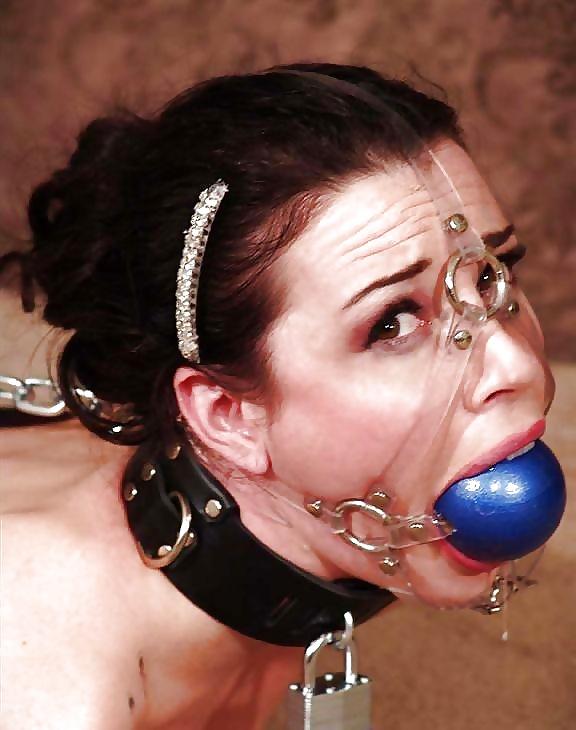 Bdsm Gag Ball Leather Gag Ball Gag Ball Made Of Leather