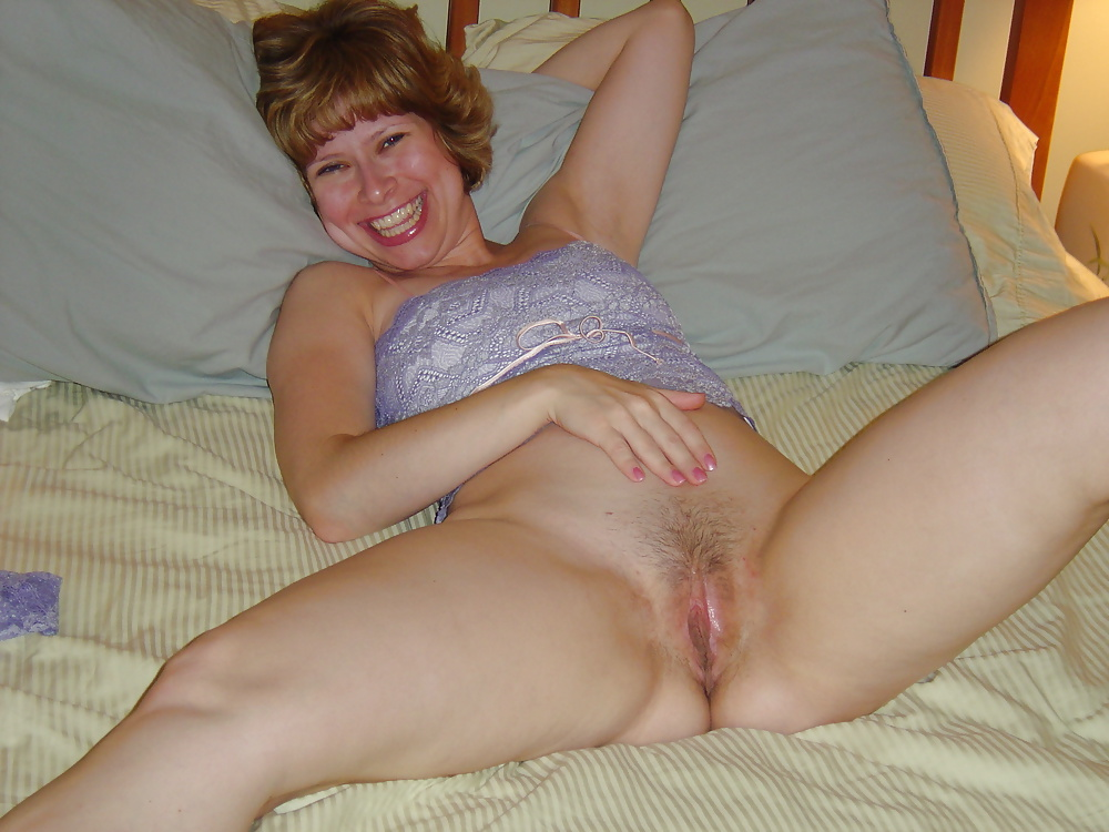Pawg milf soccer mom plays with her pussy before stepson comes home