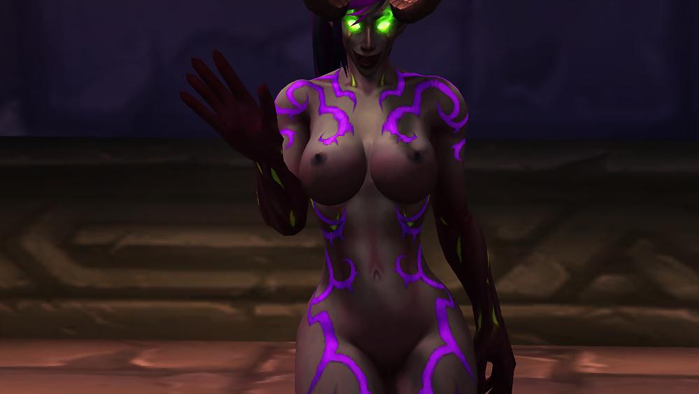 World of warcraft nude mod ex girlfriend photos