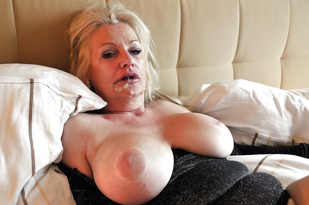 Older Women Big Tits Fucking