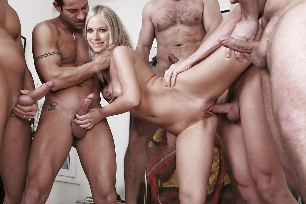 Free orgy sex trailer