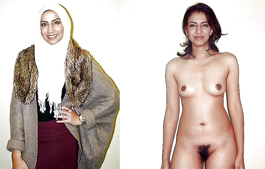 Hijab Muslim Teen Lesbian