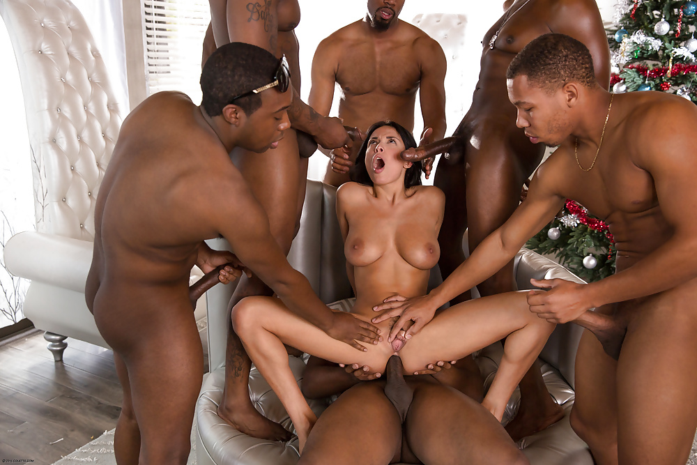 Black gang bang pono free videos #3