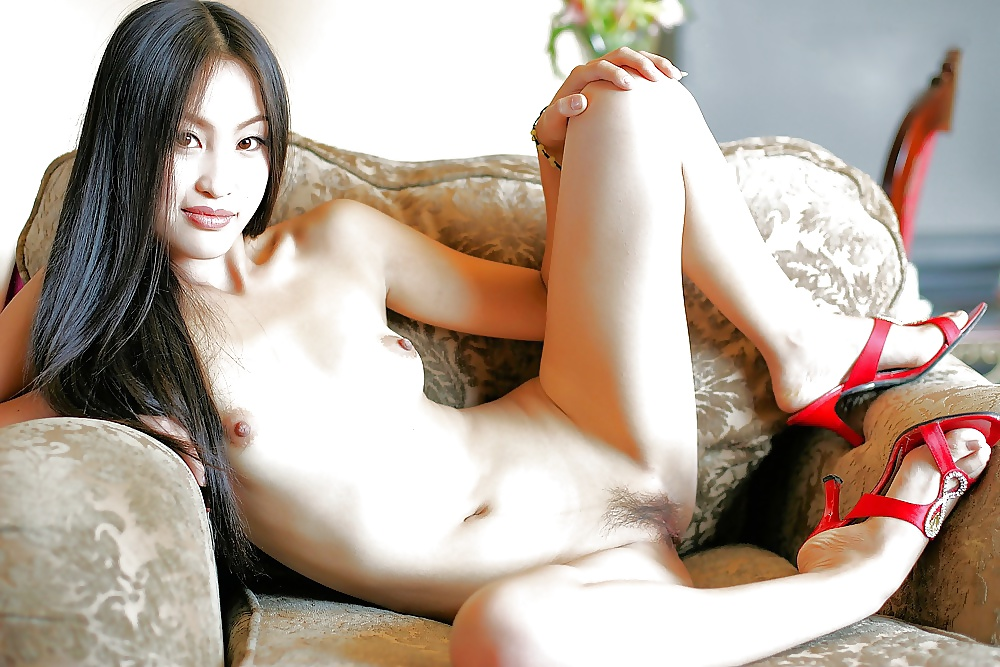 Nude asian mature women