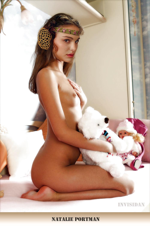 Natalie Portman Naked