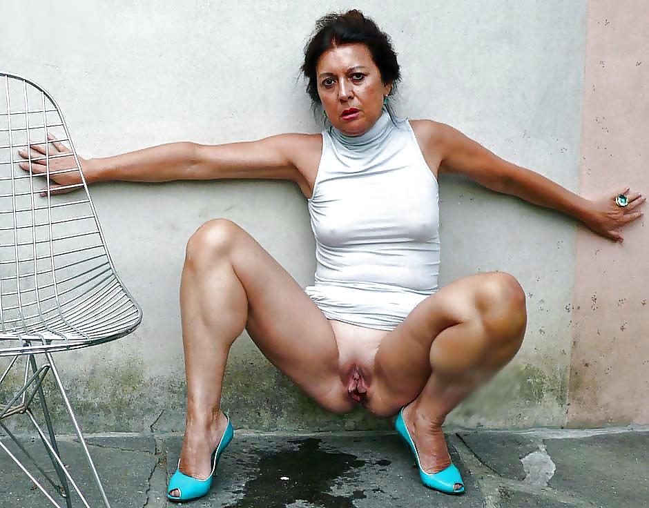 Voyeur photo of hot nudists