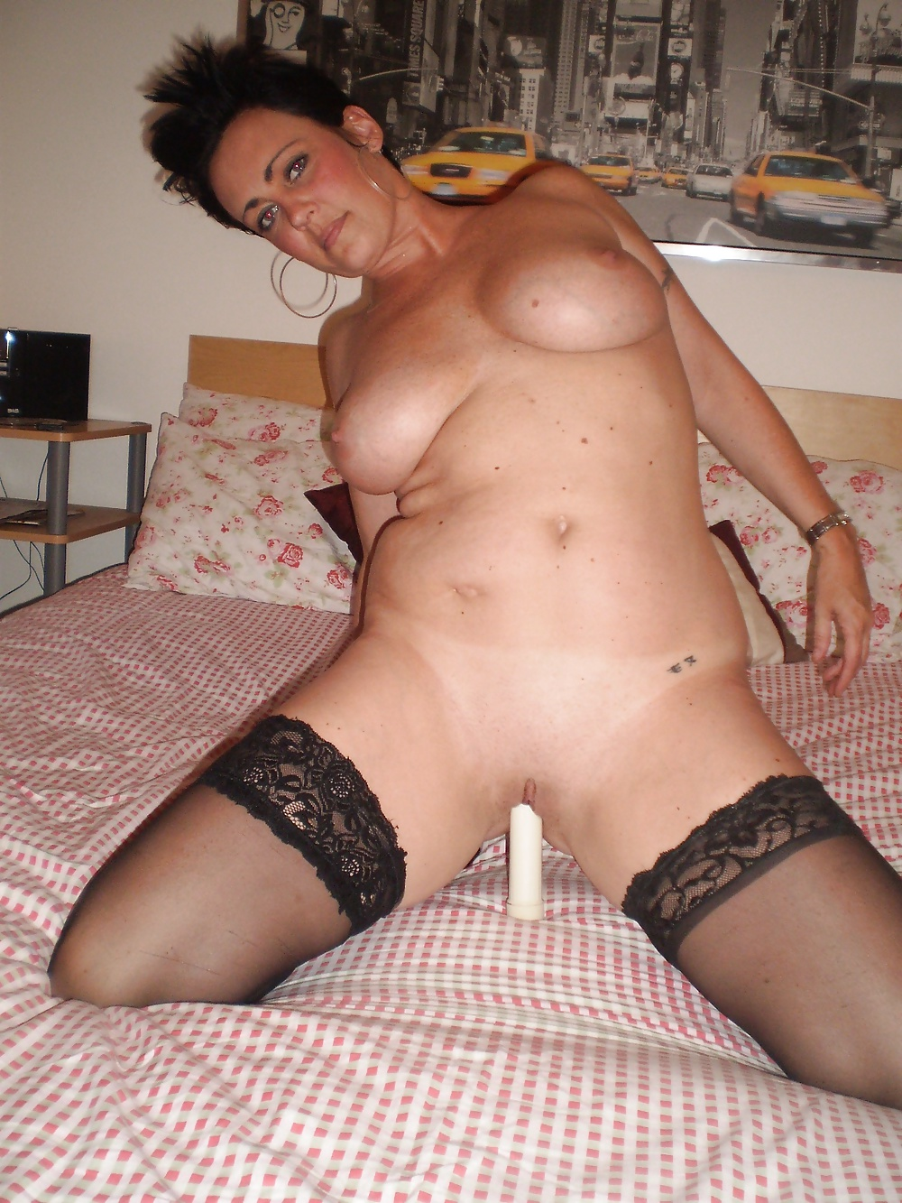 Scottish sexy milf