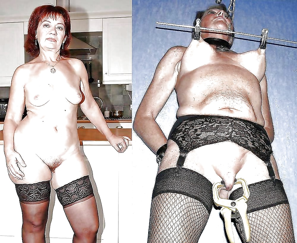 Vintage sex slave in bondage and nipple torture