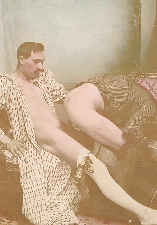A pornographic femininity