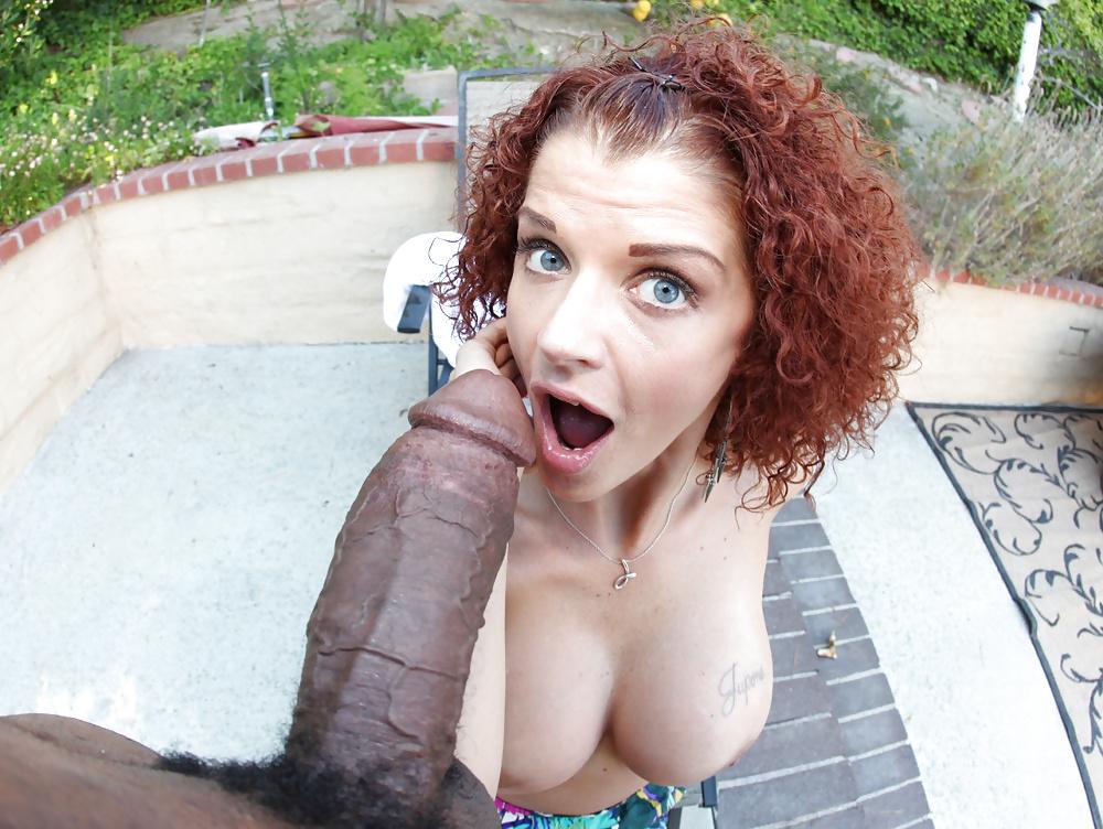 Joslyn sucking cock