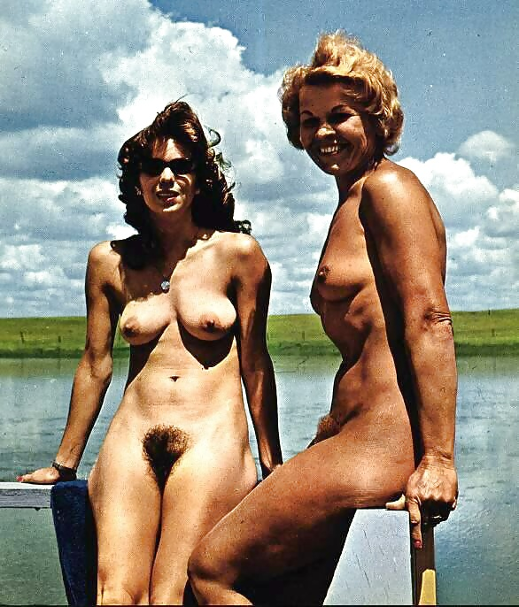 This Nudist Colony Is A Short Drive