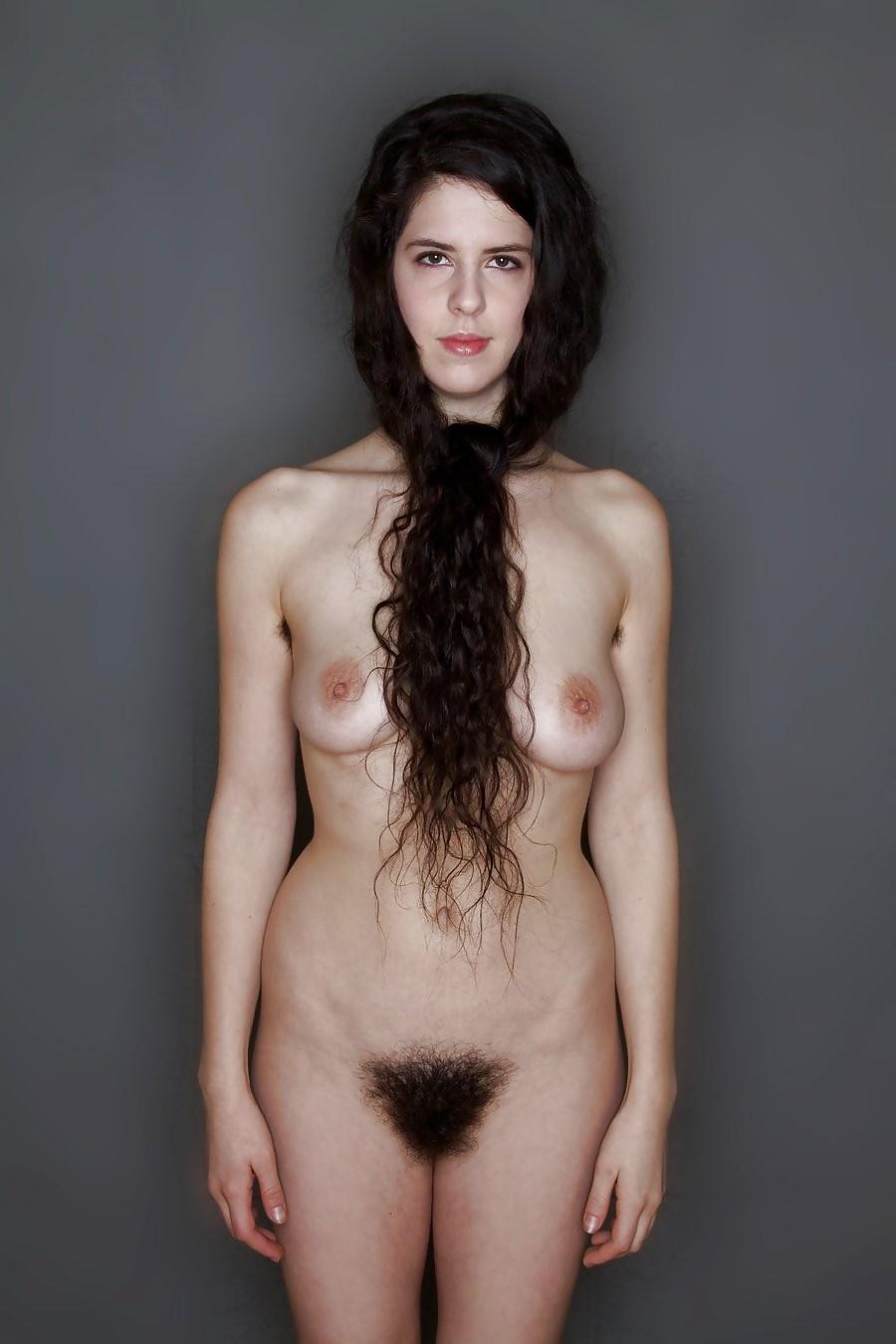 Art erotic bushy girls, naked women skirt bent