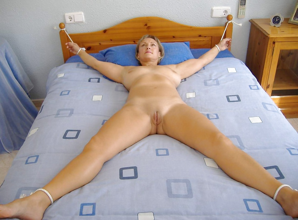 Mature Wife Tied And Gagged