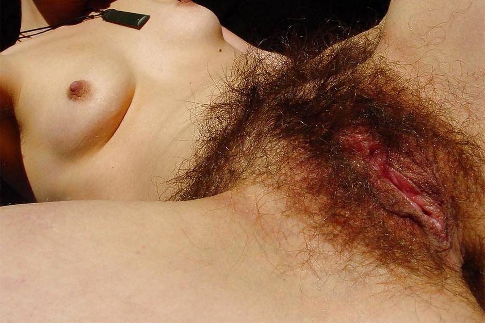 Как узнать какие у женщины растут волосы на пизде — 5
