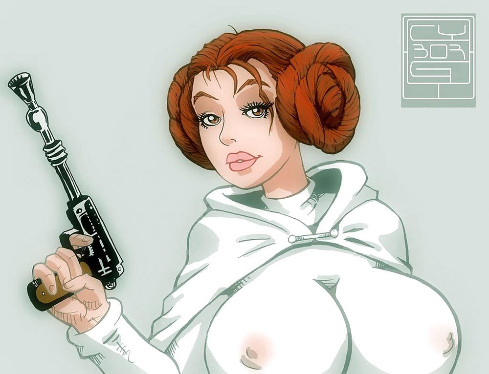 Star Wars Princess Leia Porn Comics