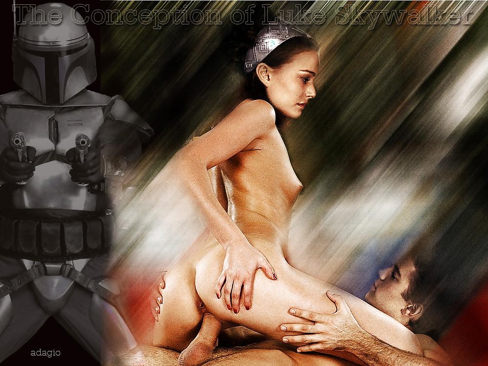 Anakin Skywalker Blowjob Porn