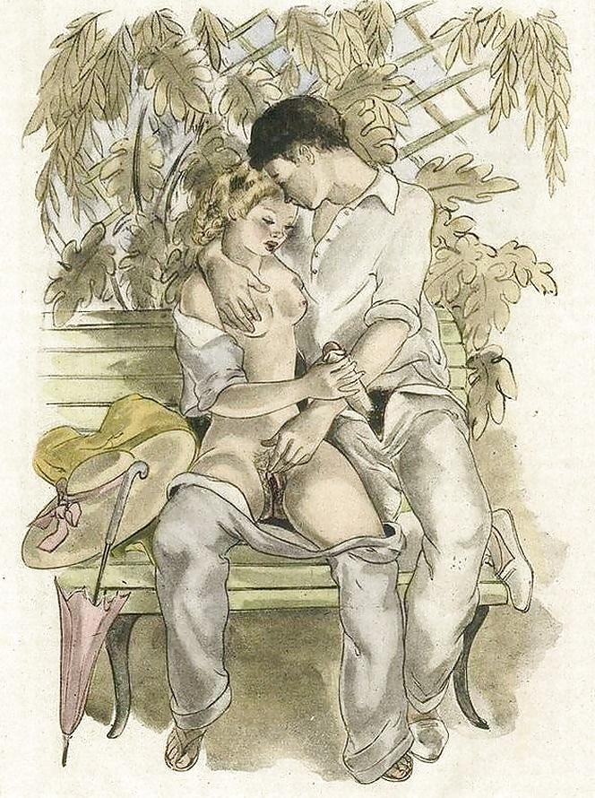 Fantasy sex story