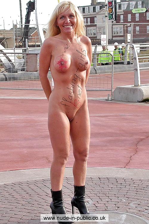 Mature public nudity pics